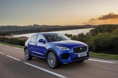 Jaguar enters the compact SUV market with E-Pace