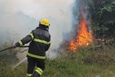 Scottburgh burns as thieves flee with more than 360 metres of cable
