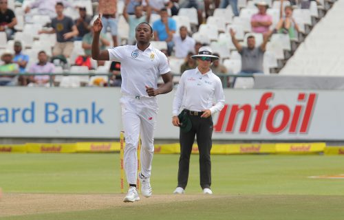 Kagiso Rabada. (Photo by Petri Oeschger/Gallo Images)