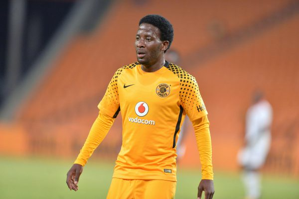 Siphelele Ntshangase of Kaizer Chiefs during the Absa Premiership match between Kaizer Chiefs and Polokwane City at FNB Stadium on January 13, 2018 in Johannesburg, South Africa. (Photo by Lefty Shivambu/Gallo Images)