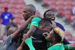 Dikwena pay the penalty against 10-man Baroka