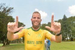 Brockie targets league title with Sundowns