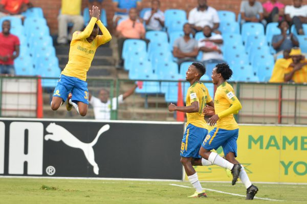 European teams send scouts to assess Tau and Billiat