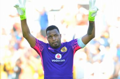 Khune rules out move to Orlando Pirates