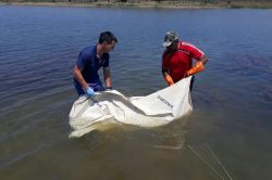 January 14 - Limpopo police recovered the bodies of two people who drowned in two separate incidents in dams in the province over the weekend. Photo: SAPS