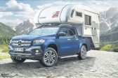 The go-anywhere camper with the three pointed star