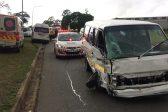 Fifteen injured in taxi collision in Pietermaritzburg