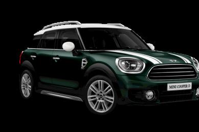 DRIVEN: Big Mini Cooper with an oil-burner