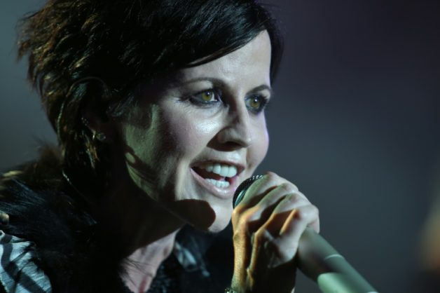 Dolores O'Riordan, seen here performing in 2016, enjoyed international success with The Cranberries | © AFP/File | GUILLAUME SOUVANT