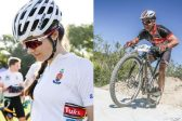 Four cyclists shot at, robbed