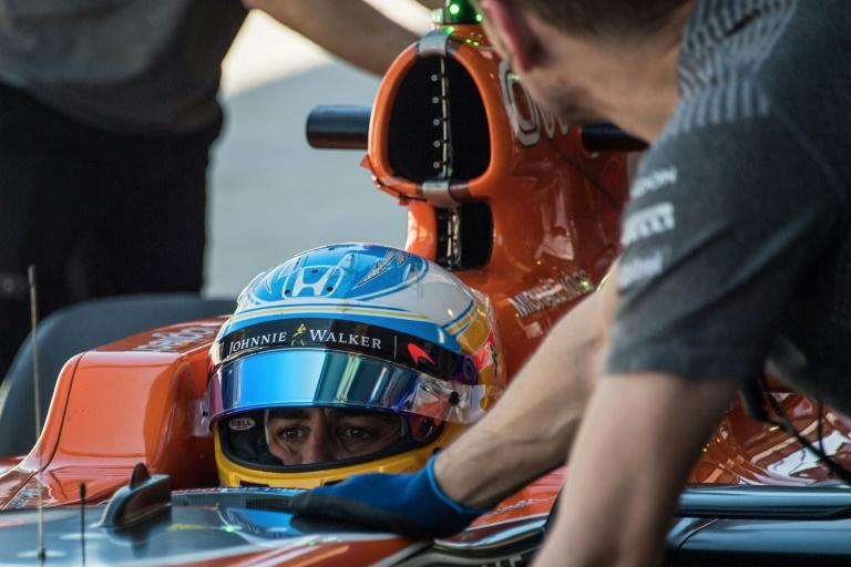 Brake Issues Hinder Alonso at Daytona 24 Hours