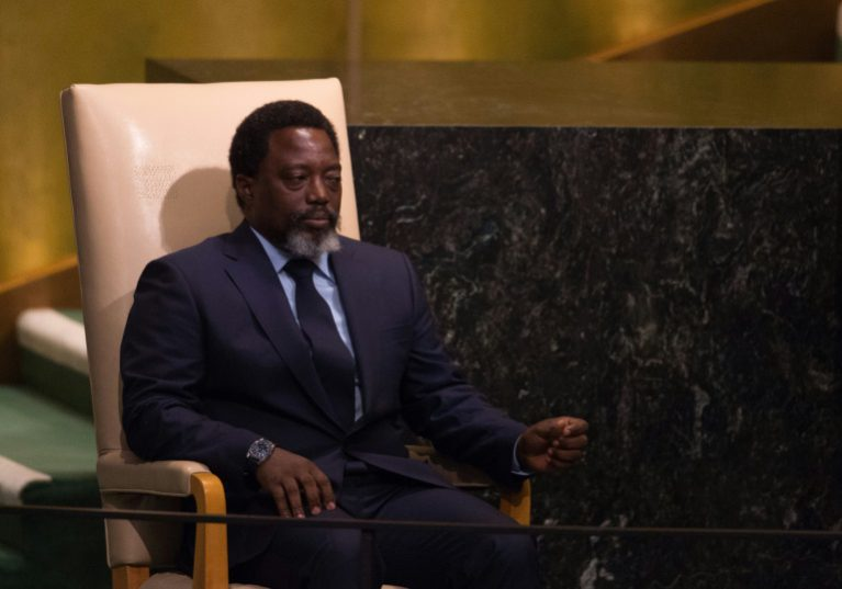 DRC: Joseph Kabila stands by election timetable