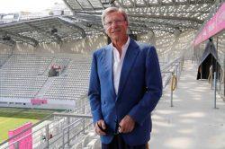Eyebrows raised as German billionaire visits Kings