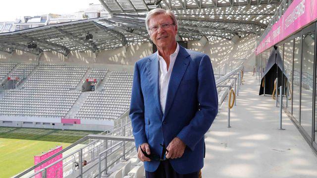 German billionaire Hans-Peter Wild. Photo: L'Express.