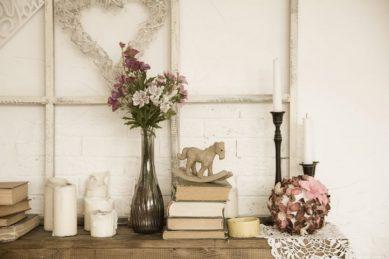 Easy floral home décor ideas