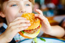 Emotional eating is a habit that can start in childhood