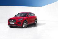 Jaguar announces E-PACE pricing, model line-up