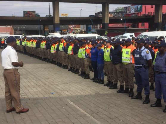 Two JMPD officers arrested for R20 bribe