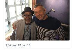 #MarkFishChallenge still a hit on social media