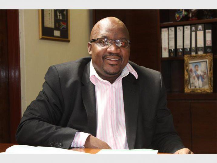 Rand West City Local Municipality Executive Mayor, Mzi Khumalo. Photo: File.