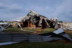 Collapsed Ekangala stadium 'was poorly maintained'