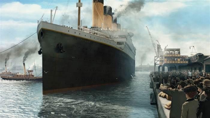 Titanic II – the new replica ship will set sail in 2018