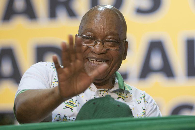 JOHANNESBURG, SOUTH AFRICA – DECEMBER 18, 2017: Former president Jacob Zuma. Picture:  Gallo Images / Netwerk24 / Deaan Vivier