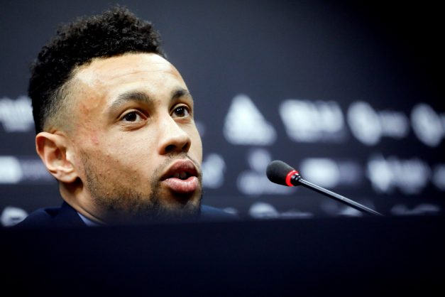 Francis Coquelin.  Pic: EPA/Kai Forsterling