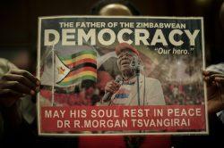 Zimbabwe remembers Tsvangirai, the 'doyen of democracy'