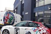 Alfa Romeo Giulietta heads to Phakisa Raceway