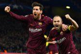 Willian confident of Champions League progress despite Messi magic