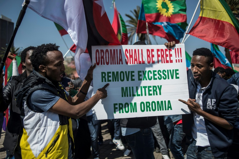The Oromo protests led to the declaration of a state of emergency