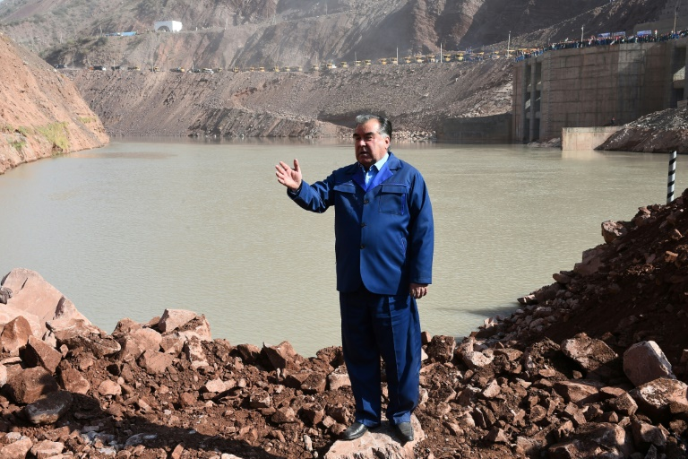 The Rogun hydroelectric dam could be ready to begin operations in time for a November holiday honouring Tajikistan's President Emomali Rakhmon