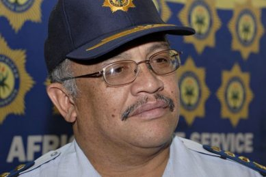 Former Western Cape police commissioner found guilty of corruption