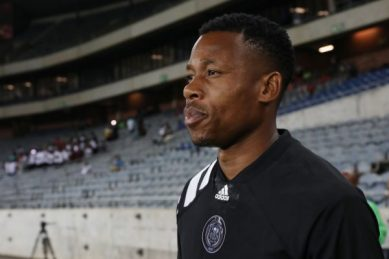 Pirates looking to tie down Happy Jele