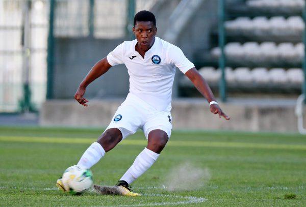 Kulekani Madondo  of Richards Bay FC (Chris Ricco/BackpagePix)