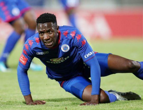 Evans Rusike of Supersport United (Muzi Ntombela/BackpagePix)