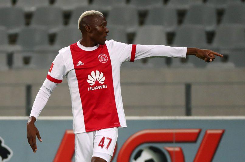 Tendai Ndoro of Ajax Cape Town (Chris Ricco/BackpagePix)