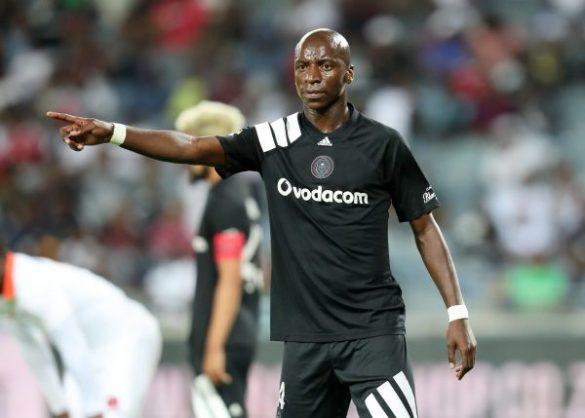 Musa Nyatama of Orlando Pirates (Muzi Ntombela/BackpagePix)