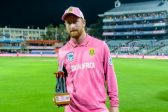 Heinrich Klaasen: From TV watching PinkDay to playing in pink
