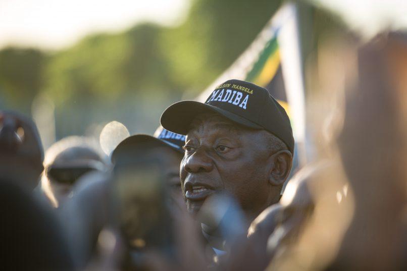 President Cyril Ramaphosa. Picture: Jacques Nelles