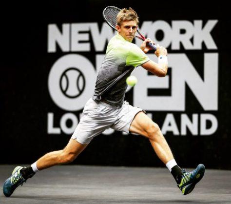 Kevin Anderson. Photo: Alex Smith/New York Open.