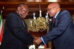Zuma, Ramaphosa, Mbeki agree with many that Madiba is no sellout