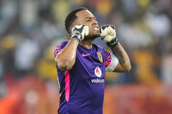 Solinas demands a lot more from Khune