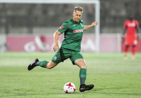 Michael Morton of AmaZulu FC (Gerhard Duraan/BackpagePix)