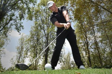 Welcome to the world of Long Drive – golf but also not golf