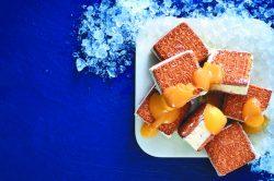 Recipe: Lemon curd, meringue and lime ice cream sandwiches