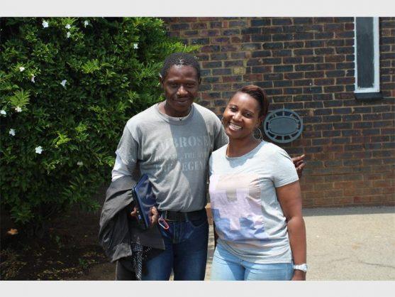 Kempton Park homeless man lands a job