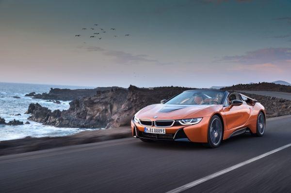 Next BMW i8 might get a powerful four-cylinder engine