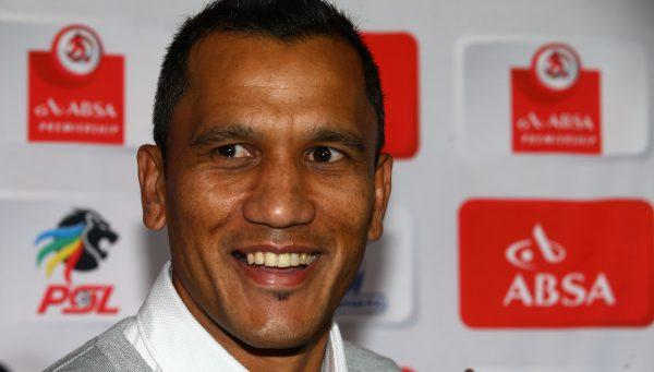 Fadlu Davids, head coach of Maritzburg United (Steve Haag/BackpagePix)
